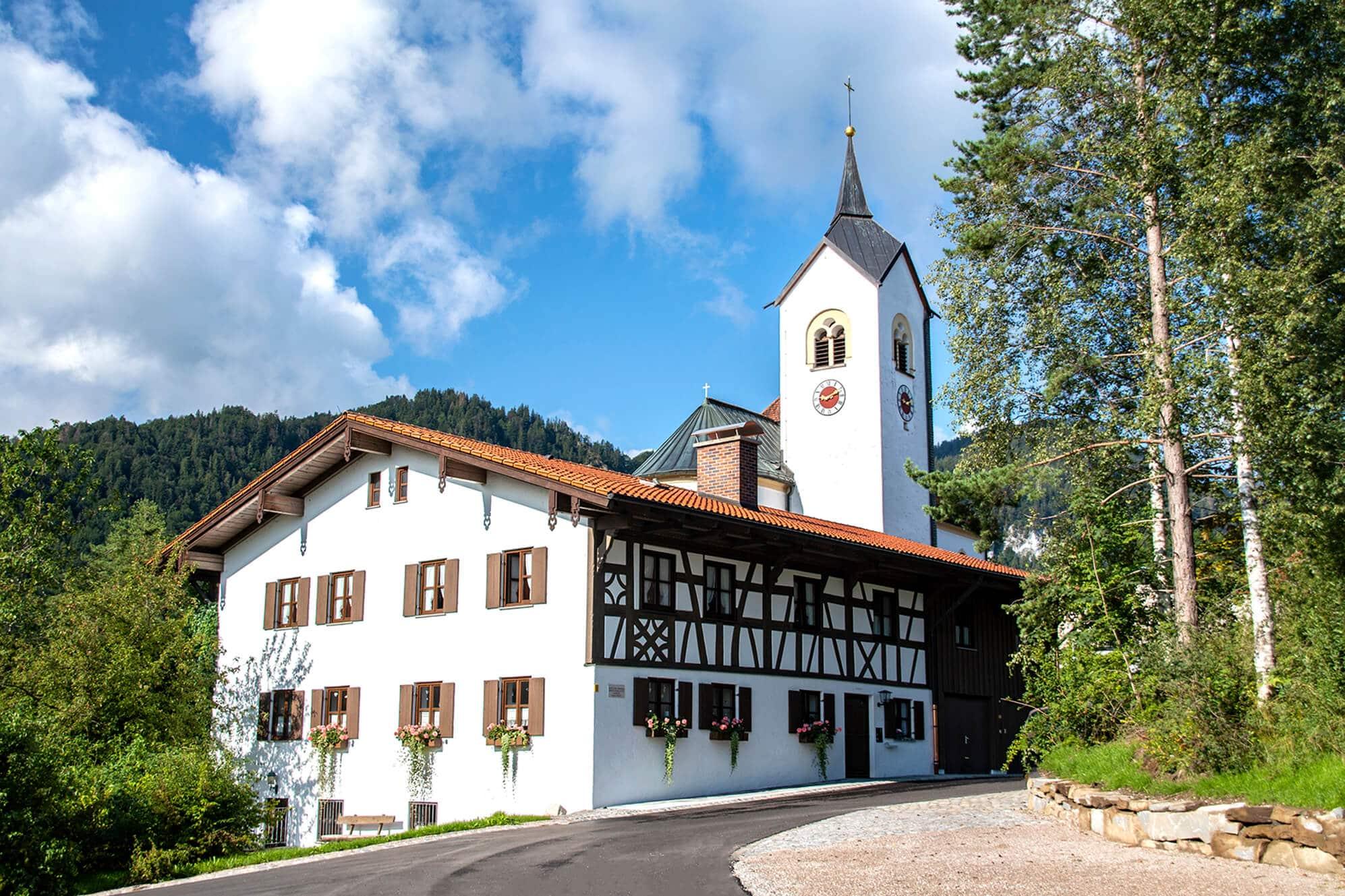 Haus St. Magnus